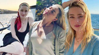 Amber Heard: 'Hoşça kal' demek çok zor